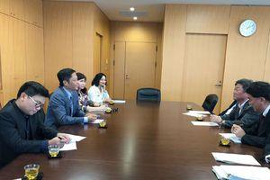 Hoạt động song phương của Bộ trưởng Công Thương bên lề Hội nghị Bộ trưởng RCEP
