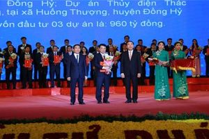 Hơn 2 tỷ USD vốn đầu tư 'đặt cọc' vào 50 dự án tại Thái Nguyên