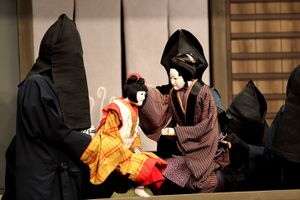 Loại hình sân khấu cổ nhất Nhật Bản tái ngộ khán giả Hà Nội