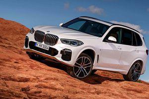 Chi tiết BMW X5 2019 mạnh mẽ và hiện đại, giá từ 60.700 USD