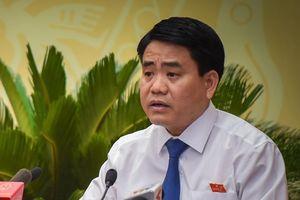 Chủ tịch Hà Nội muốn đầu tư công nghệ, ưu tiên khởi nghiệp sáng tạo