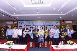 Bà Nguyễn Thị Nga được bầu làm Chủ tịch HĐQT Hapro