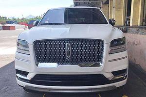 SUV hạng sang Lincoln Navigator 2018 hơn 9 tỷ đồng về Hà Nội