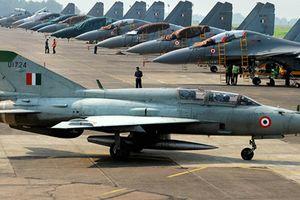'Chết sốc' 15 năm Không quân Ấn Độ mất 264 máy bay