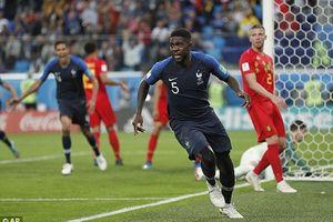 Tước giấc mơ vào CK, Pháp làm tan vỡ hàng triệu con tim NHM tuyển Bỉ
