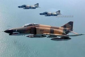 Huyền thoại gẫy cánh: F-4 'con ma' của Iran tự rơi giữa hoang mạc
