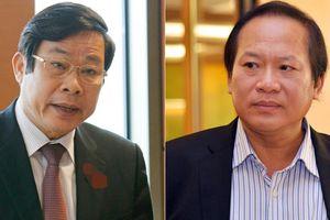 Bộ Chính trị quyết định kỷ luật ông Nguyễn Bắc Son, ông Trương Minh Tuấn