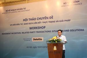 Thực thi chính sách ưu đãi đầu tư tại Việt Nam – góc nhìn từ địa phương