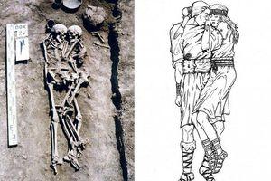 Tình nguyện 'được' chôn sống để ôm chồng suốt 3.000 năm dưới mộ