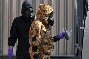 Anh tìm thấy nguồn chất độc Novichok khiến một người thiệt mạng