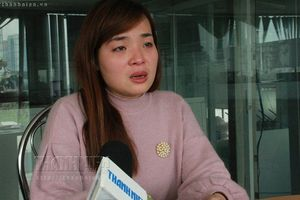 Đau đớn tột cùng của người mẹ 'không trả con' vụ nhầm con Hà Nội