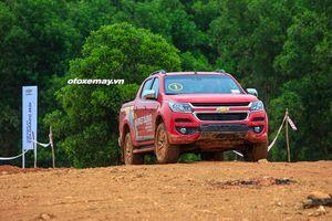 Thử thách Chevrolet Colorado 2.5L mới trên 'thánh địa Off-Road'
