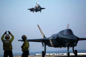Mỹ phá vỡ truyền thống, âm thầm triển khai F-35B