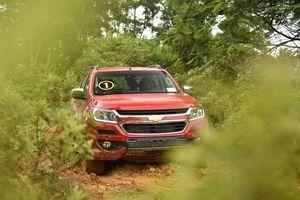 Thử thách Chevrolet Colorado mới