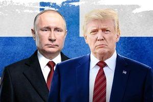 Những lần 'chạm trán' vội vã của Tổng thống Putin và Tổng thống Trump