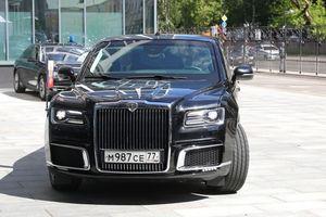Nhờ ông Putin, khách hàng quốc tế quan tâm siêu xe Nga