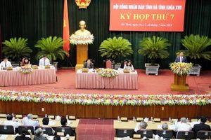 6 tháng 2018 tăng trưởng GRDP Hà Tĩnh đạt 32,94%