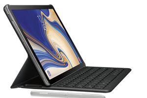 Cấu hình chính thức của Samsung Tab S4: màn AMOLED 2K, Snapdragon 835 cùng 4GB RAM