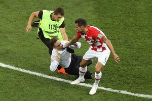 Lực lượng an ninh trận chung kết World Cup nhận án phạt sau sự cố gián đoạn trận đấu