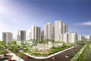 Dự án sở hữu công viên nội khu 70.000 m2 tại phía Nam Hà Nội