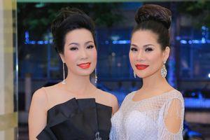 Á hậu Trịnh Kim Chi 'so kè' nhan sắc với các người đẹp tại TPHCM