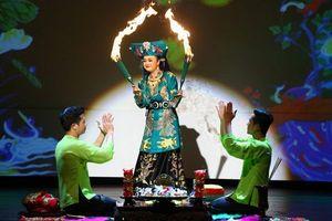Liên hoan trình diễn Di sản văn hóa phi vật thể quốc gia lần thứ nhất