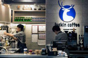 Startup bán lẻ cafe Luckin đe dọa ngôi vương của Starbuck tại Trung Quốc