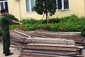 Quảng Ninh: Khởi tố nhóm đối tượng trộm 300kg sắt