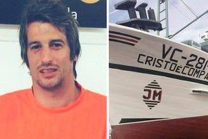 Ngư dân thoát chết nhờ tàu đánh cá của sao Real Madrid