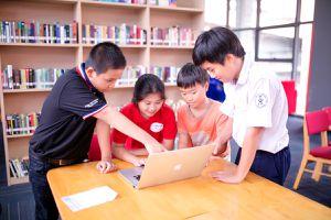 Học sinh trường Quốc tế Bắc Mỹ (SNA) được dạy làm CEO