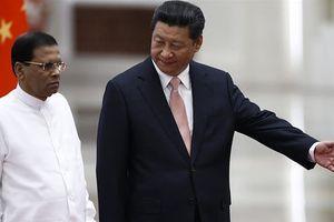 Ông Tập Cận Bình rót thêm 295 triệu USD cho Sri Lanka để 'thúc đẩy sự thống trị'
