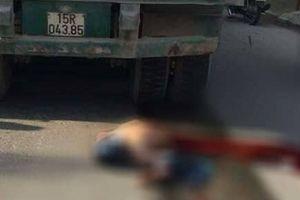Hải Phòng: Va chạm với container, một người tử vong