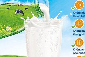 Cách chọn sữa tươi theo chuẩn của Hà Lan