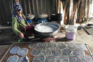 Về thăm làng nghề làm bánh đa truyền thống ở Đô Lương