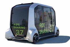 Olympics và Paralympics 2020 sẽ là 'sàn diễn' công nghệ của Toyota