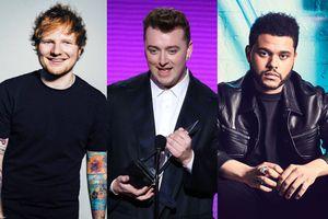 Ba ca sĩ không phải soái ca nhưng càn quét làng nhạc thế giới