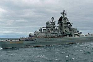 Chiến hạm Lider - 'át chủ bài' của Hải quân Nga