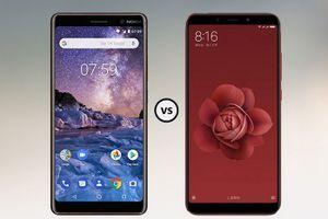 Xiaomi Mi A2 và Nokia 7 Plus: Smartphone tầm trung với nhiều điểm tương đồng
