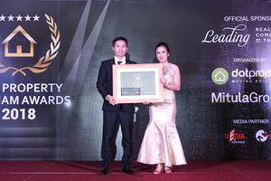 Văn Phú - Invest được vinh danh là nhà phát triển bất động sản tốt nhất Hà Nội