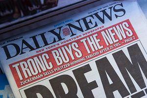 Daily News cần 1 tháng để định hình hướng đi mới