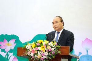 Thủ tướng: 'Chúng ta có nhiệm vụ làm di sản luôn hồi sinh'