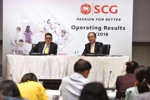Quý II/2018, doanh thu SCG tăng 11% so với cùng kỳ năm ngoái