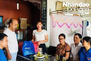 Tri ân các gia đình thương binh liệt sỹ tại Vĩnh Lại