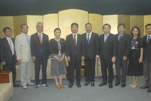 Mở rộng hợp tác giữa TP Mimasaka, Sakai và Đà Nẵng