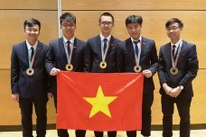 Việt Nam giành thành tích ấn tượng tại Olympic Vật lý quốc tế 2018