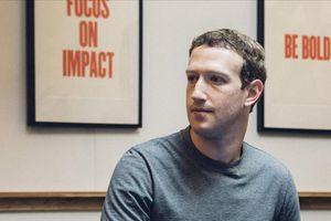 Ông chủ Facebook rơi khỏi Top 5 người giàu nhất thế giới