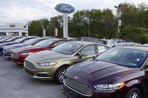 Ford đầu tư 4 tỷ USD để phát triển xe tự lái