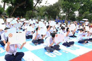 Hơn 1.000 đoàn viên thanh niên tham gia Hội khỏe thanh niên Thủ đô năm 2018