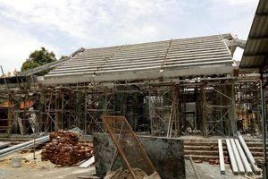 Tại huyện Ứng Hòa (Hà Nội): 'Hô biến' đình 300 tuổi thành 1 ngày tuổi