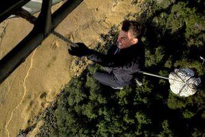 Tom Cruise: Khi tài tử không chỉ biết đánh đấm